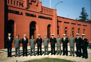Curso dotación Antártica 1997